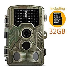 caméra piège optique