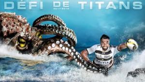 Victor Vito vs poulpe géant